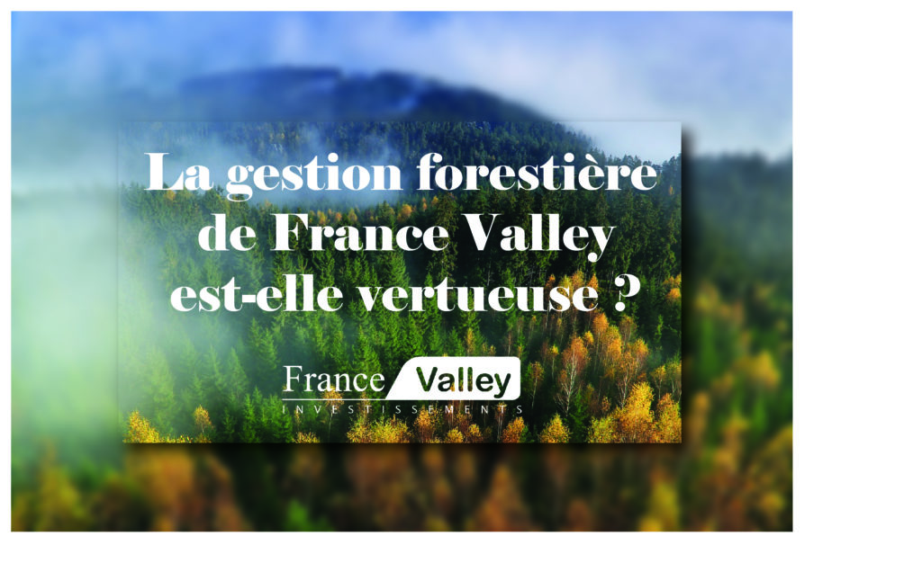 Groupement Forestier gestion vertueuse