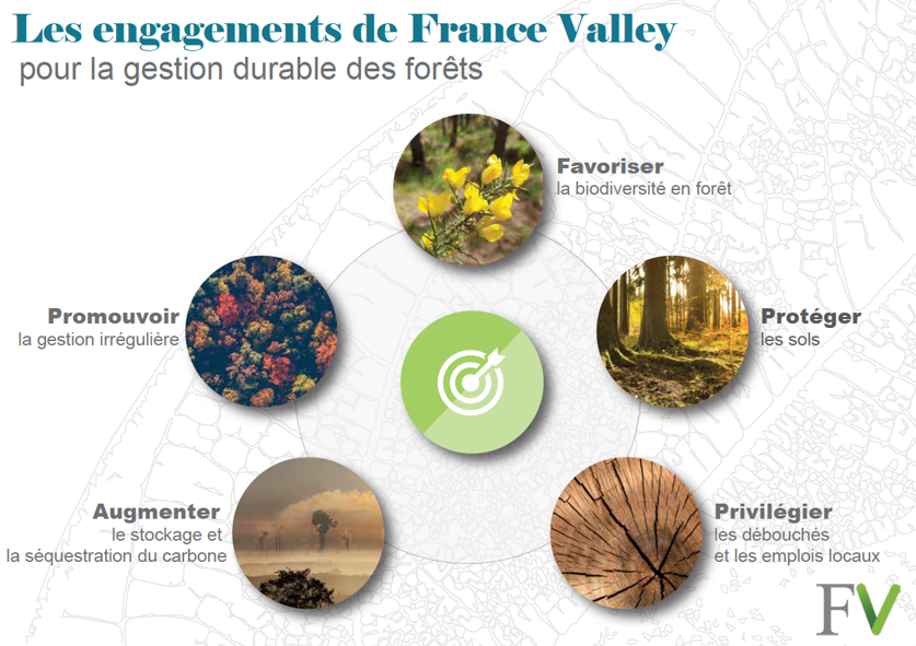 Engagements Groupement Forestier